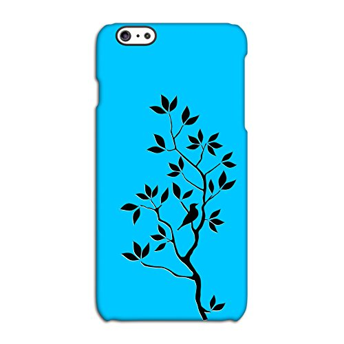 Bird In Tree (Blue) Deflector Back Case for Apple iPhone 6 6S Plus