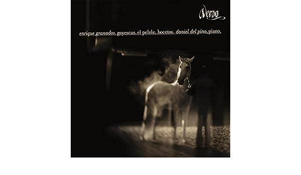 Enrique Granados: Goyescas, El pelele, Bocetos, Daniel del Pino, Piano de Daniel Del Pino en Amazon Music - Amazon.es