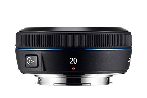 Samsung 20mm NX Pancake lens for NX Series Cameras by Samsung (Image #4)