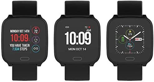 iConnect By Timex Active Smartwatch with Heart Rate, Notifications and Activity Tracking 41RAuVyq70L