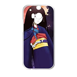Hell Girl HTC One M8 Cell Phone Case White Rneoh