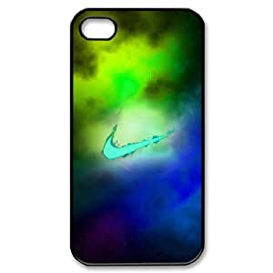 Nike Iphone 4 4s case just do it Iphone 4 4s case cover black