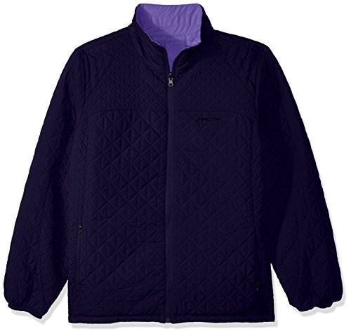 Arctix Women's Madison Ultra Lite Reversible Quilted Jacket, X-Large, Navy