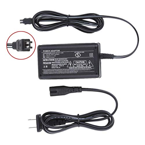 SO COOL AC Adapter Battery Charger for Sony HandyCam Camcorder DCR-SX83 Power Supply