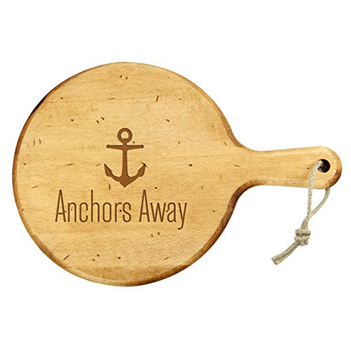 Artisan Mirror - Maple 14''x10'' - Anchors Away
