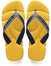 havaianas Men's Power Flip Flop Sandals, Comfort Designed Footbed, Grippy