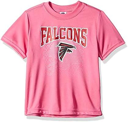 Amazon.com   NFL Atlanta Falcons Baby-Girls Short-Sleeve Tee c4ddb80cd