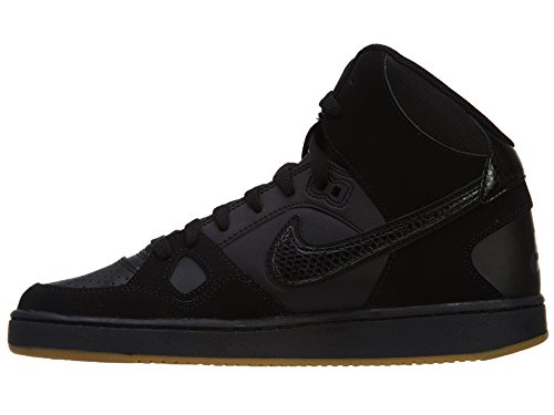 Nike Son of Force MID Schuhe Men black-black-gum light brown-anthracite - 42