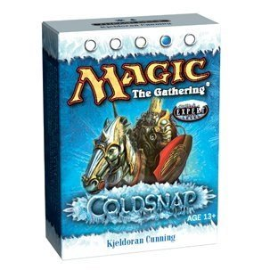 Magic the Gathering MTG Coldsnap Kjeldoran Cunning Theme (Ice Age Booster Box)