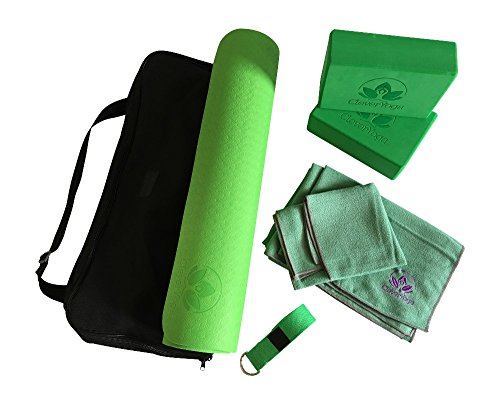 Clever Yoga Kit 7-Piece Set Bundle