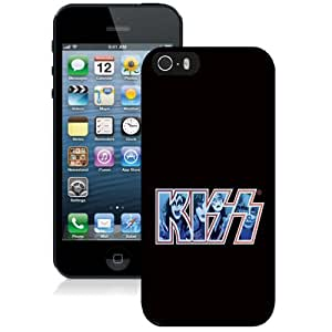 Popular And Durable Designed Case For iPhone 5 5s With Kiss Army Logo Phone Case