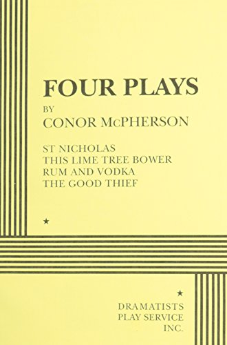 Four Plays by Conor McPherson - Acting Edition