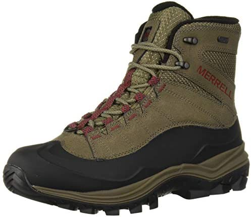 Merrell Men s Thermo Chill Mid Shell Wp Snow Boot