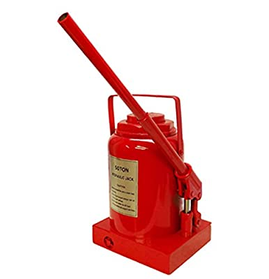 50 Ton Manual Portable NO AIR Bottle Jack Hydraulic Truck Bottle Jack Lift
