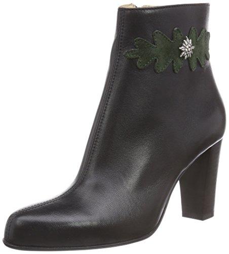 DiavolezzaZAIRA - botas Mujer Negro - negro