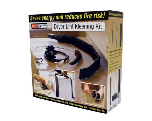 Range Kleen Dryer Vent Kleening Kit, 3-Piece set