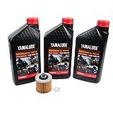 yamaha raptor 700 oil filter - Tusk 4-Stroke Oil Change Kit -Fits: Yamaha RAPTOR 700 2006-2008