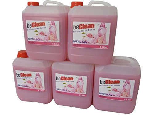 Feinwaschmittel beClean 25 Liter 5x5 l im Kanister