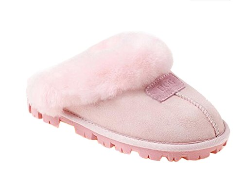 Pinkmen Home Unisex Ozwear Slippers UGG Cotton Casual qFnY0