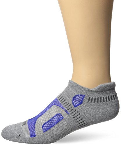 Balega Hidden Contour Socks, Light Grey, Medium