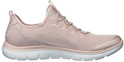 Light Mixed Media Shoes Skechers Pink Appeal 2 12903 0 Flex S1qg84