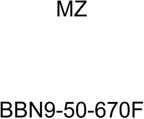 Rear Left Genuine Mazda BBN9-50-670F Beltline Mold