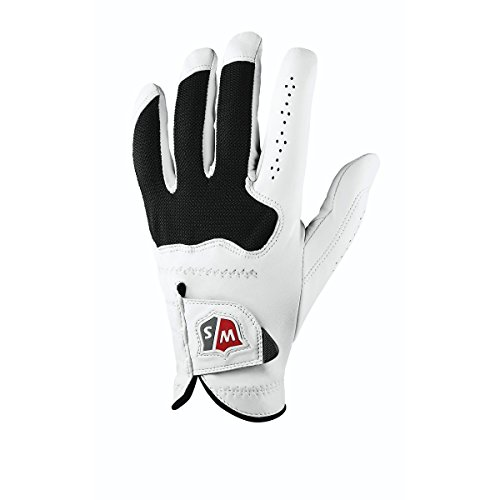 Wilson Sporting Goods Staff Conform Golf - White Cabretta Leather Shopping Results