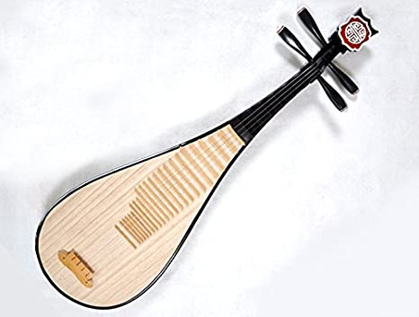 Alta calidad marca nueva pipa instrumento chino Laúd guitarra w ...