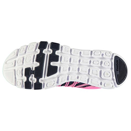 Reebok Mujer Yourflex Train Zapatillas Transpirable Con Cordones Zapatos Ligero