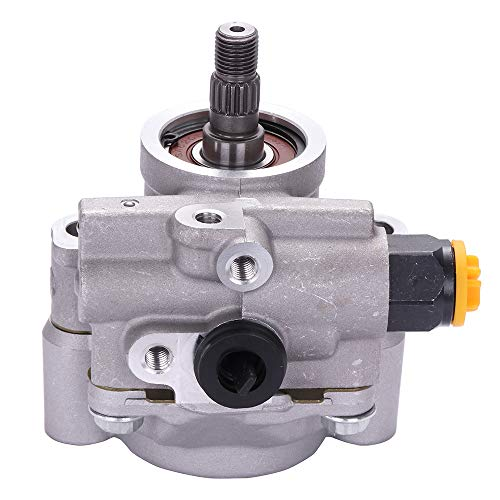 ECCPP 21-5875 Power Steering Pump Power Assist Pump Fit for 1993-1997 Geo Prizm, 1993-1997 Toyota Corolla