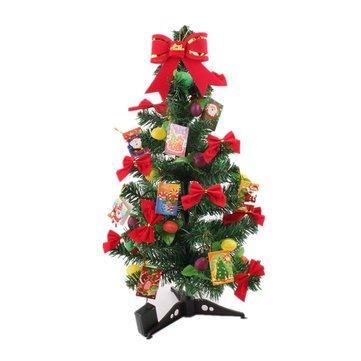 Decoration - Christmas Tree Decoration Set Wood Skirt Led Decorations - 1PCs (Farms Florida Christmas Tree)