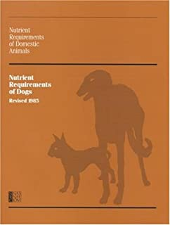 nutrient requirements of dogs cats