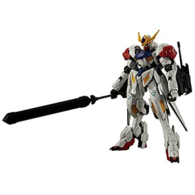 Bandai Hobby Full Mechanics 1/100 IBO Gundam Barbatos Lupus Gundam IBO: Season 2 Building Kit: Toys & Games
