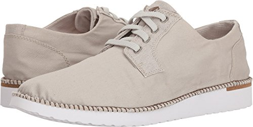 Sperry Top-Sider Men's Camden Canvas Oxford, Stone, 10 Medium (Sperry Lace Oxfords)