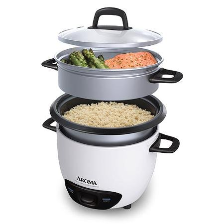 Aroma 3 Cup Rice Cooker