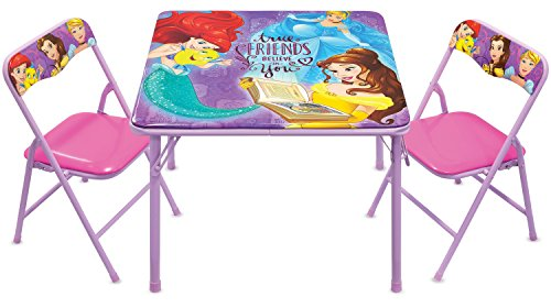 Disney Princess Friendship Adventure Activity Table Set (And Table Chair Set Princess)