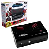 Retro-Bit Generations + HDMI Cable + 8GB SD Card- Plug and Play Game Retro Console Red/Black Over 90+ Arcade Games