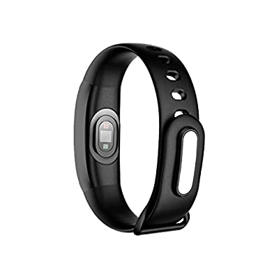 Aeifond Fitness Tracker Wristband With a Replaceable Bnad, Waterproof Sport Bluetooth Smartwatch Bracelet With Blood Pressure Heart Rate Sleep Monitor Pedometer for Android iPhone