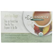 Davidson's Tea Darjeeling, 100-Count Tea Bags