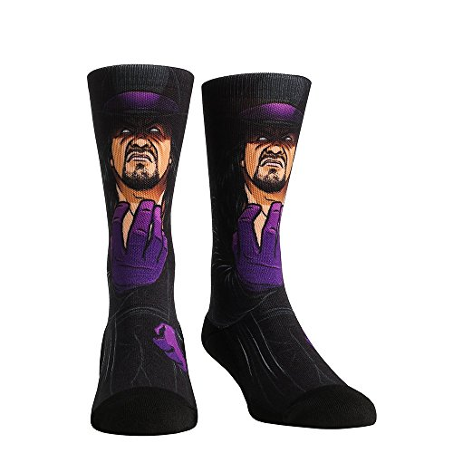 Rock 'Em WWE Superstar Socks (Kids, Undertaker)