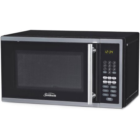 Sunbeam 0.7 cu ft Digital Microwave (Viking Wall Oven Parts compare prices)