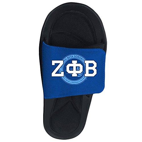 7641cc7de1b5 Sigma Gamma Rho Slide On Sandals free shipping - holmedalblikk.no
