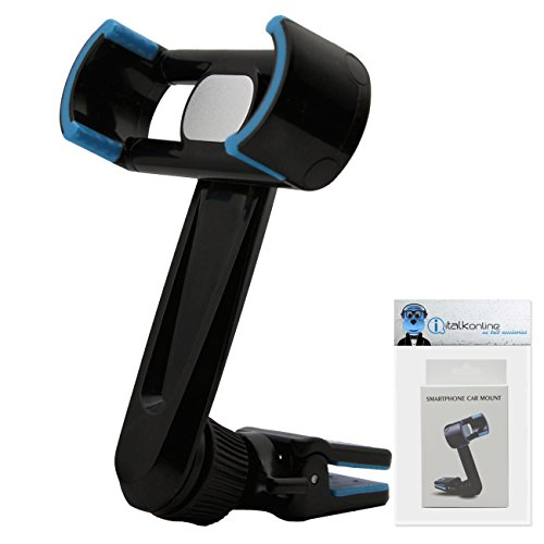 Case Compatible 360 Degree Multi-direction  Clip On Air Vent