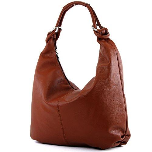 besace Braun sac Sac italien en en de à cuir 337 cabas sac sac femme cuir main ZXzwSqHxX