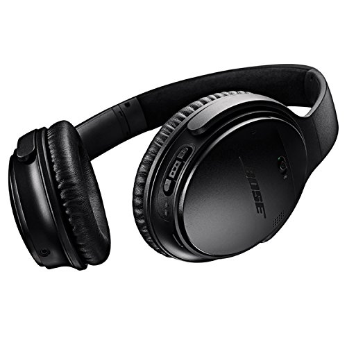 01b53a5b2d2 Rent To Own Bose QuietComfort 35 Wireless Headphones, Noise Cancelling -  Black Online