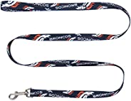 NFL Denver Broncos Team Pet Lead, 0.75-inches by 60-inches