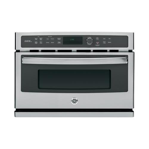 GE PSB9100SFSS Profile Advantium 27″ Stainless Steel Electric Single Wall Oven – Convection – Speed Oven