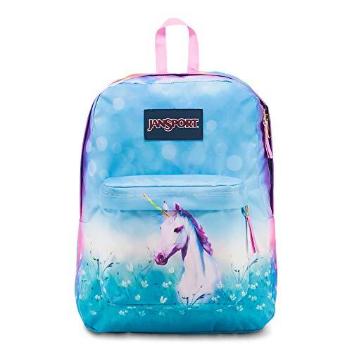JANSPORT Superbreak Backpack Unicorn Dream