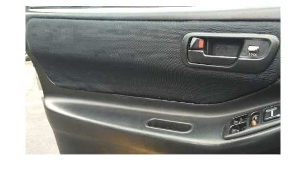 Amazon.com: Acura Integra 1994-01 insercion de puertas delanteras de RedlineGoods: Automotive