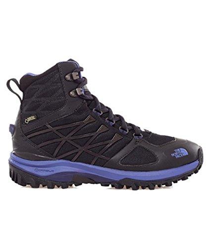 914499530b North Face W Ultra Extreme II GTX, Chaussures de randonnée Femme, Noir/Bleu